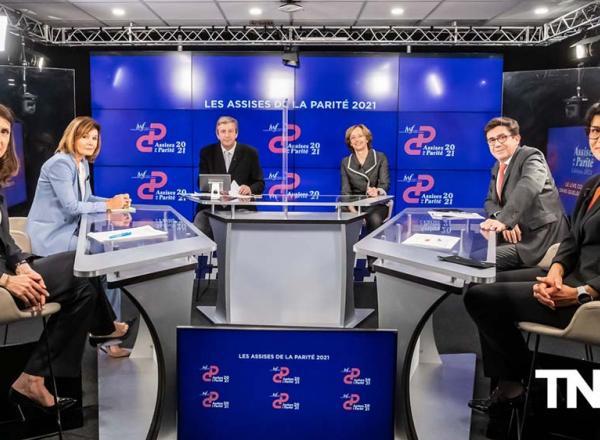 TNP partenaire des Assises de la Parité 2021