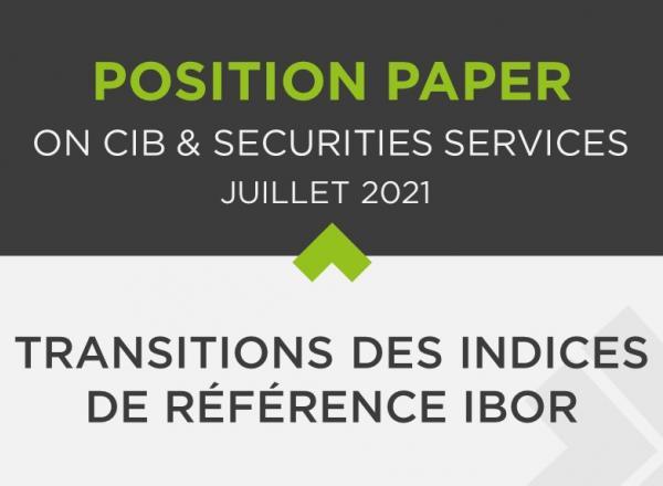 CIB & Securities Services | Transition des indices IBOR