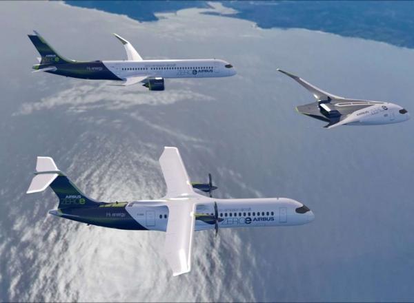 Crédit photo @Airbus