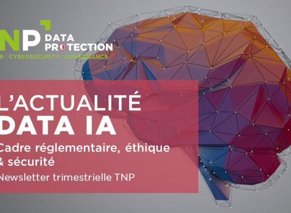 Newsletter Data & Intelligence Artificielle