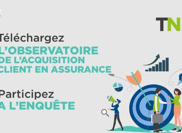 Observatoire performance commerciale assurance   Enquête et étude 2020